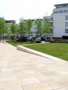 cast stone paving slabs
