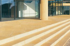 cable and wireless cast stone steps
